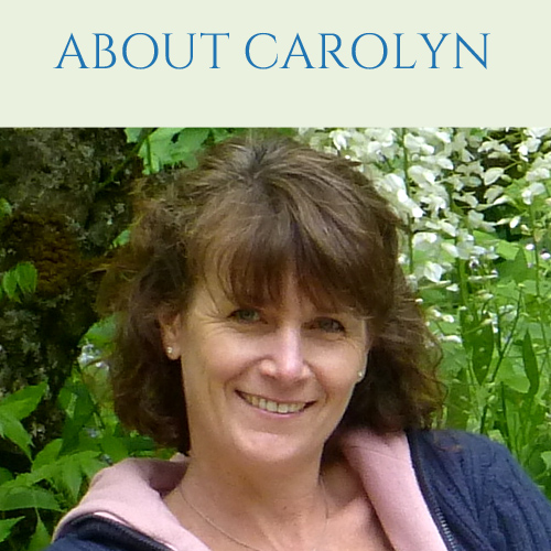 About Carolyn, Yoga teacher in Romsey and Winchester.
