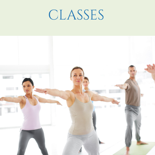 Yoga classes in Romsey and Winchester.