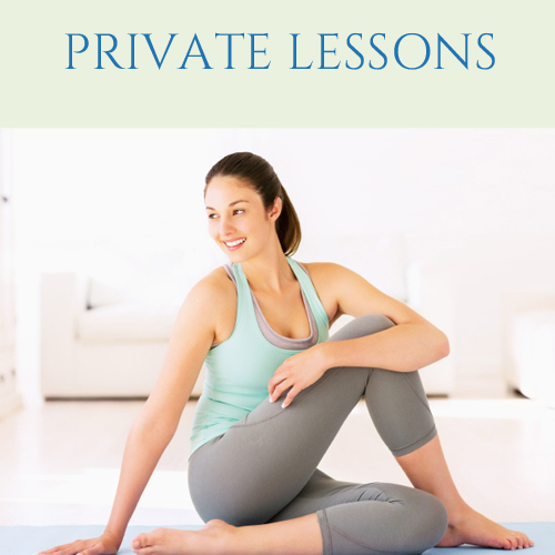 Private Yoga lessons in Romsey and Winchester.